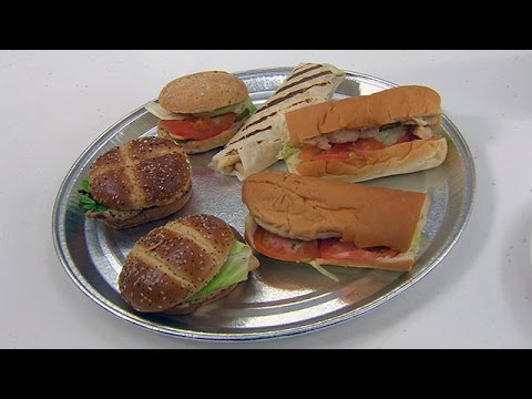 Fast food chicken: Testing Subway, McDonald's, A&W, Wendy's
