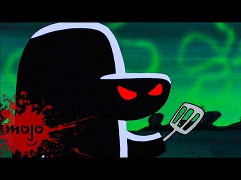 Top 10 Cartoon Characters That Gave Us The Heebie Jeebies As Kids