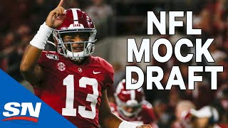 2020 NFL Mock Draft: Picks 1-10