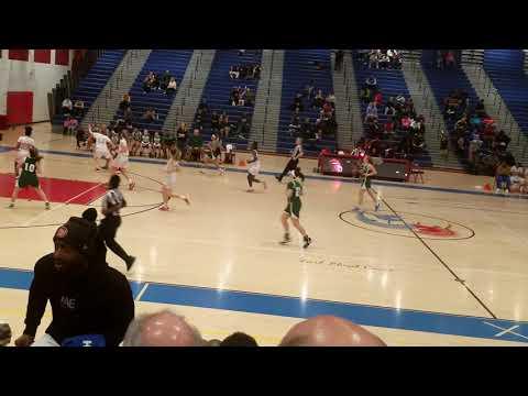 Torrie Maddox 2020 Falls Church High School Senior Season -  Rebounds