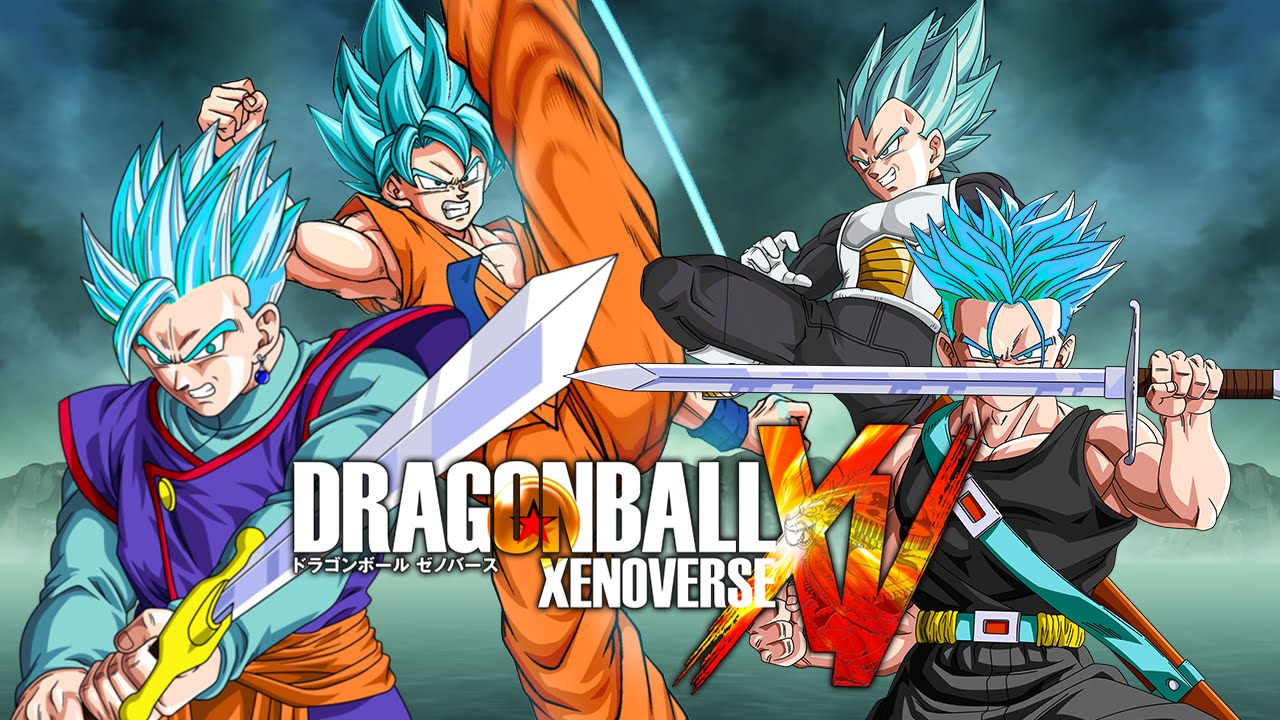 Example, the Goku vs teen gohan ex-boyfriend
