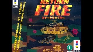 Return Fire [3DO версия] [Rus Text] [Official]