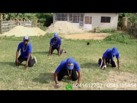 shatta wale - mahama paper dance video by Team Susuka DancerZ