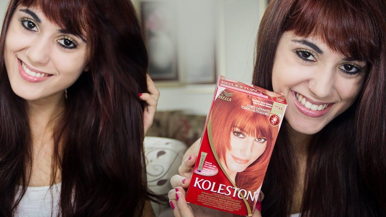 Excepcional Novo Visual + Dicas para o cabelo ruivo | by Jana Make Up - YouTube RB33