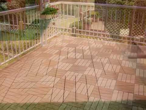 Want to try WPC DIY Decking?