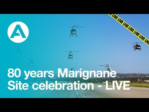 80 Years Marignane - Site Celebration