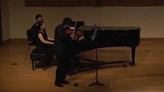 Heihachiro Nakashima, violin