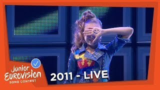 Kristall - Europe - Ukraine - 2011 Junior Eurovision Song Contest