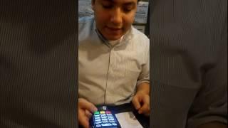 Pagando con Bitcoin en Pollería Norkis - Lima Perú