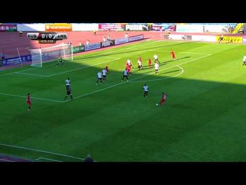 Rubin Kazan 0-2 Amkar Perm