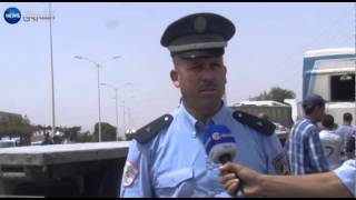 معسكر: قتيل وعدد من الجرحى في حادث مرور