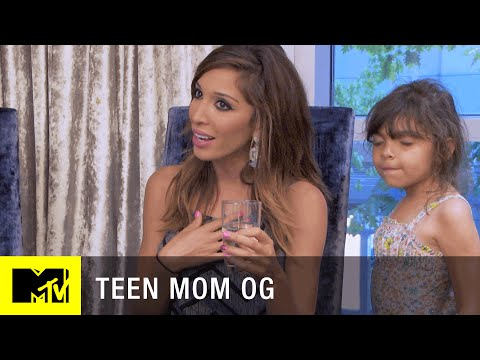 'Farrah Brings Her Mom to Tears' Official Sneak Peek | Teen Mom (Season 5) | MTV