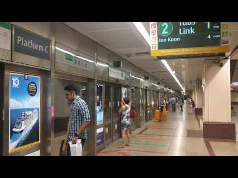 Singapore Metro - MRT Singapore Subway