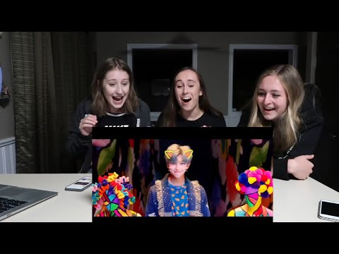 BTS IDOL MUSIC VIDEO REACTION