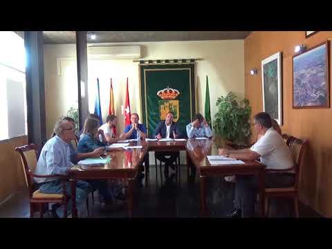 Pleno Municipal 28-09-2017
