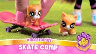 Skate Competition #BFFStories - Best Furry Friends | Webisode | Videos for Kids