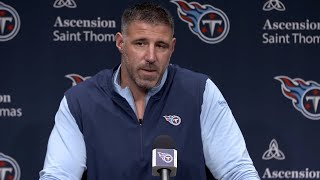 Mike Vrabel: Chiefs Are Explosive Offensively, Playing Very Good Defensively