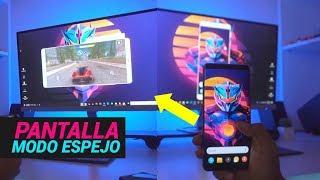Cómo ver la pantalla de tu Teléfono en tu computadora - SUPER FÁCIL!