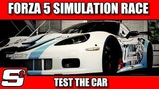 Forza 5 Simulation Race - Help test the car