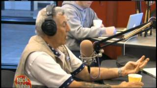 R.Lee Ermey on Rick & Bubba Show