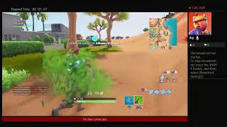 Fortnite battle royal season 9 tryin to get a win