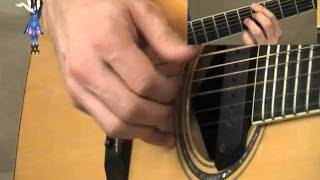 Dream A Little Dream Of Me Finger Style Guitar Lesson