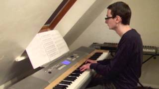 Max Richter - Written on the Sky (Piano Cover) (from Shutter Island)
