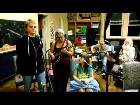 Southard Grange ~ Hazel Dickens - West Virginia My Home