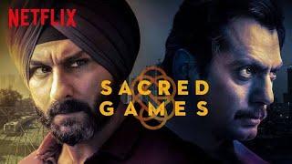 Sacred Games Rap Song l Netflix l latest 2019 l Season 2 Guruji Music Nawaz