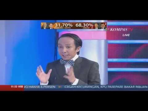 """Pilpres 2014 Menjadi """"Trending Topic"""" Media Sosial - Menanti Indonesia Satu"""