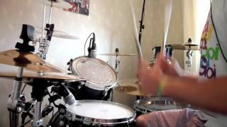 Drum Cover - Good Charlotte - Lifestyles Of The Rich & The Famous