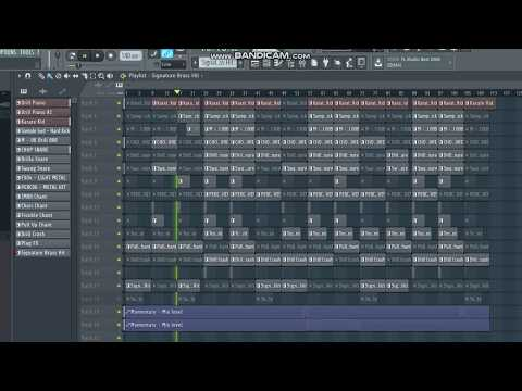 [Free FLP & Kit] How To Make A Uk Drill Beat 2018 Tutorial By Hermes