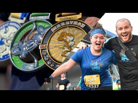 Walt Disney World Half Marathon and Marathon 2019!