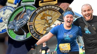 Walt Disney World Half Marathon and Marathon 2019!