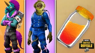 7 FORTNITE ITEMS AND SKINS YOU DON'T KNOW!