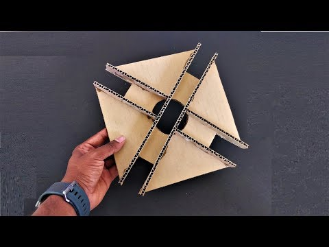 5 BRILLIANT DIYs YOU CAN MAKE FROM CARDBOARD