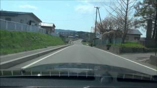 青森県道2号を走る(2)