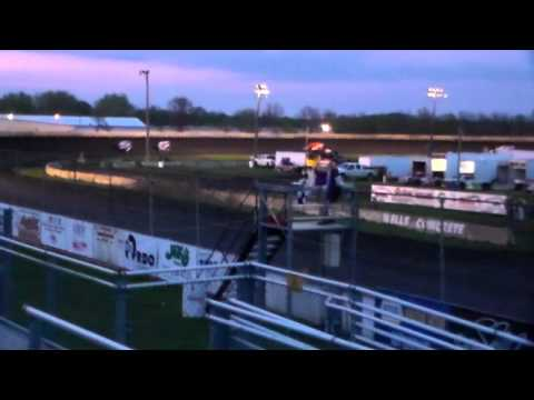 Modified Heat 1 @ Fairmont Raceway 04/29/16