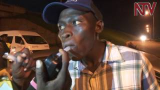 Kampala traffic police arrests 11 in night drink-driving operation