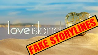 Fake Storylines on Love Island - Villa Review & Analysis
