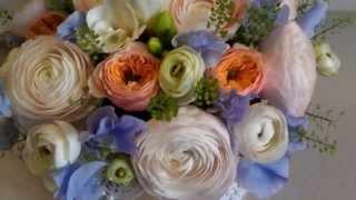 видео Лучший весенний подарок - корзины полевых цветов