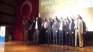 Bir Sabah Gelecek Kardan Aydınlık - Mekke 2013 - Ankara Şube Üniversite Komisyonu