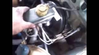 troca do servo freio GOL Bola mi 8V toni