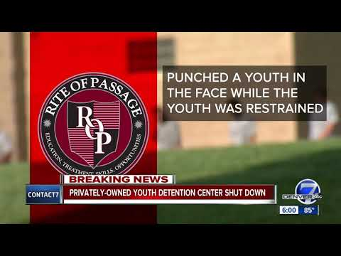 Colorado shuts down DeNier youth detention center days after Contact7 investigation