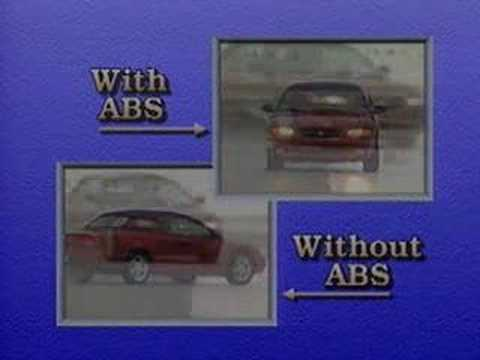 Anti-Lock Brake System (ABS) Safety Film
