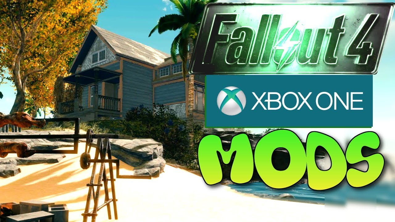 Fallout 4 (Xbox One) Mods - Pamela Island (Beach House ...
