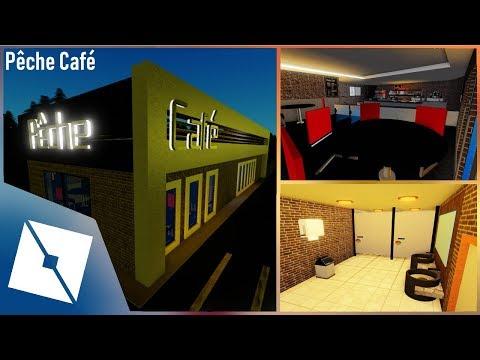 ROBLOX Studio | [2 Builders - SpeedBuild] Café