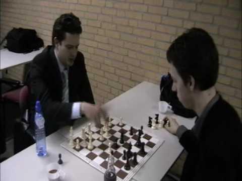 Corus 2008 Analyse Bacrot vs Stellwagen (2/2)