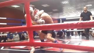 Суворов Роман ММА Энгельс Саратов отбор на Россию