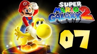 SUPER MARIO GALAXY 2 NINTENDO WII FR EPISODE 7 | YOSHI LUMINEUX !